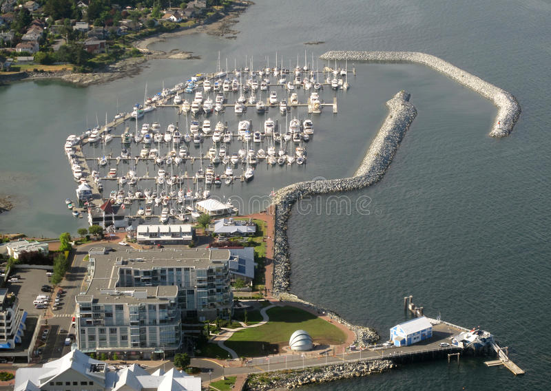 Porto de Sidney foto de stock royalty free