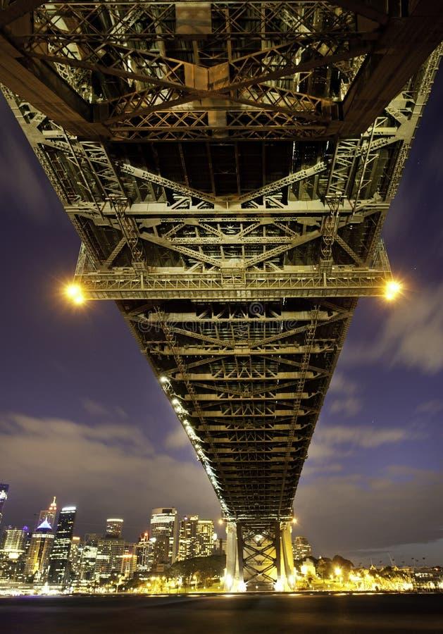 Porto de Sydney foto de stock royalty free