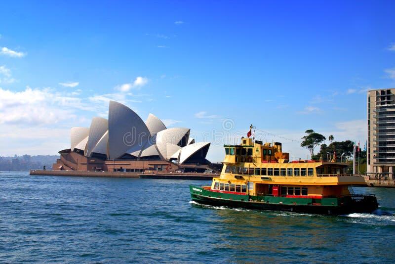 Porto de Sydney fotos de stock royalty free