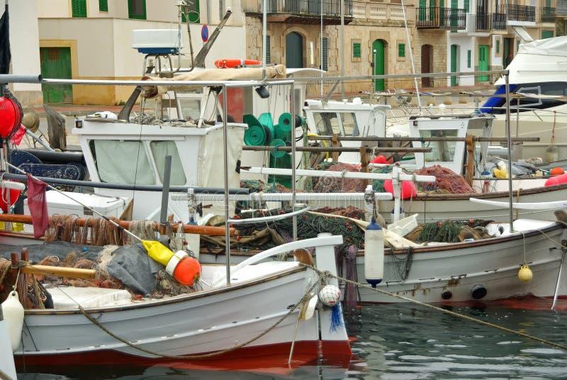 Porto dei pescatori immagini stock