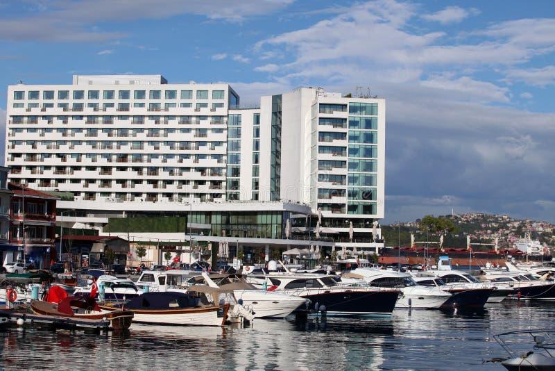 Porto dell'yacht fotografia stock libera da diritti