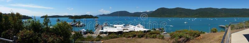 Porto dello Shute fotografie stock libere da diritti