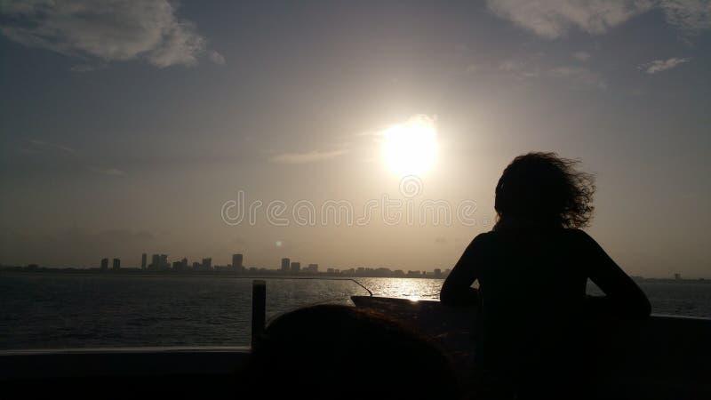 Porto di Dar es Salaam immagini stock