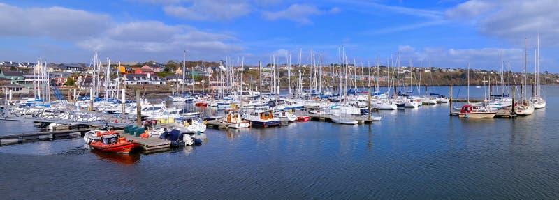 Porto di Kinsale immagini stock libere da diritti