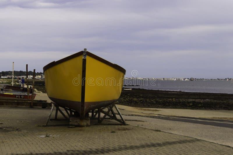 Porto di Poole immagini stock libere da diritti