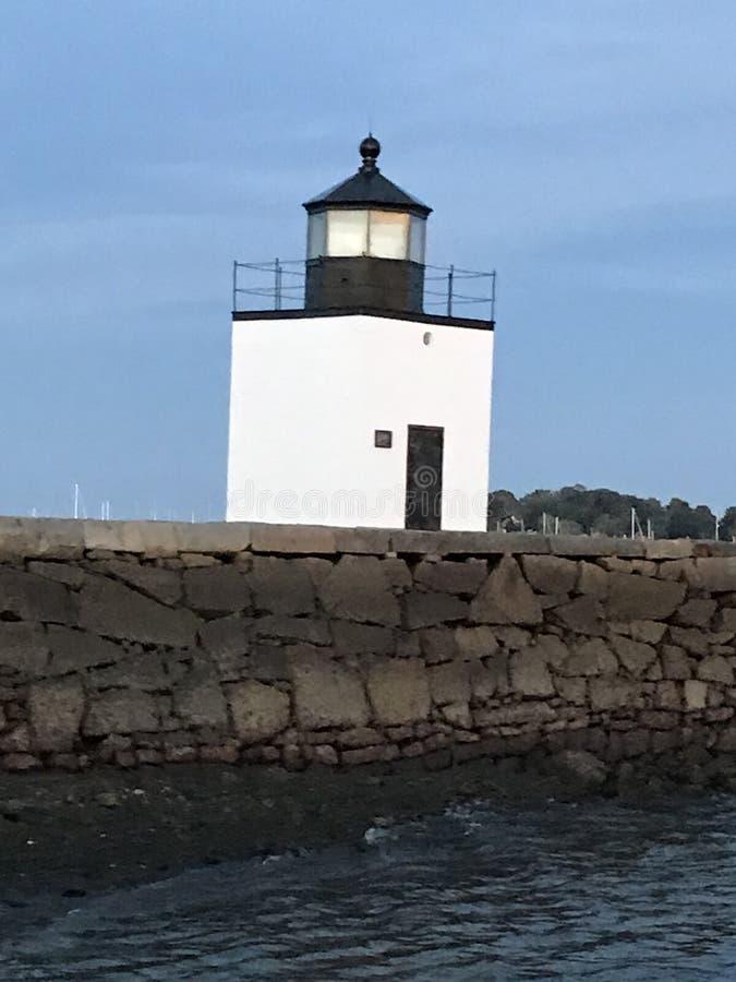 Porto di Salem immagine stock