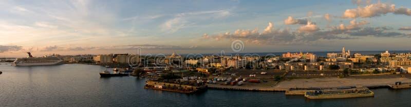 Porto di San Juan Porto Rico immagine stock libera da diritti