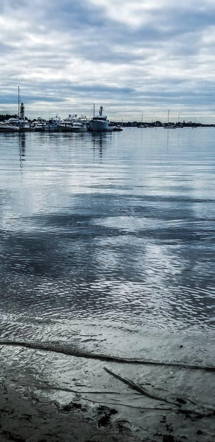 Porto di Sarasota fotografia stock libera da diritti