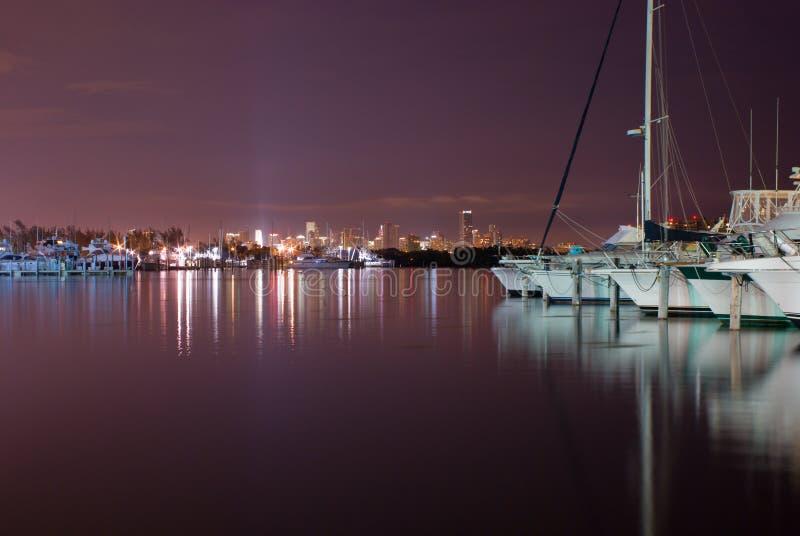 Porto do barco fotos de stock royalty free