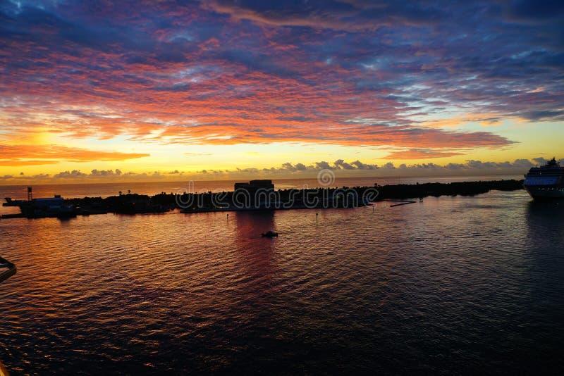 Porto do Fort Lauderdale fotos de stock