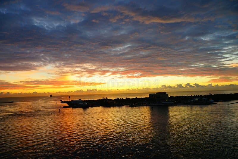 Porto do Fort Lauderdale imagem de stock royalty free