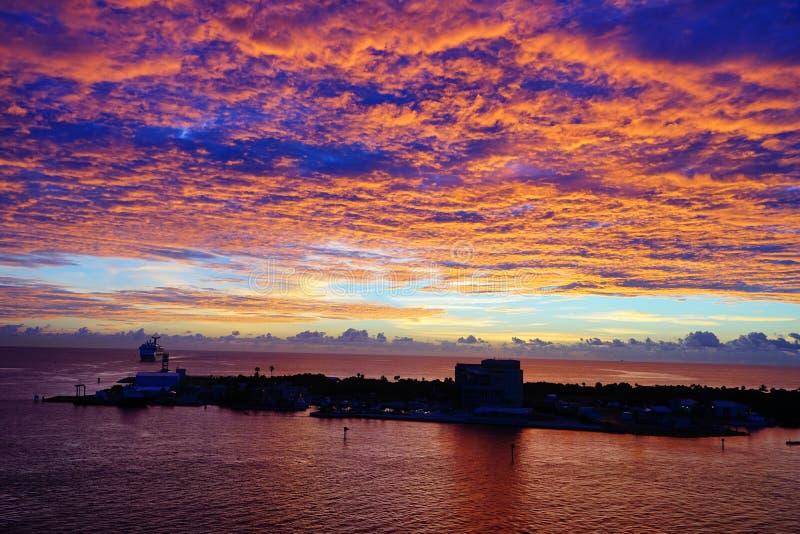 Porto do Fort Lauderdale imagens de stock