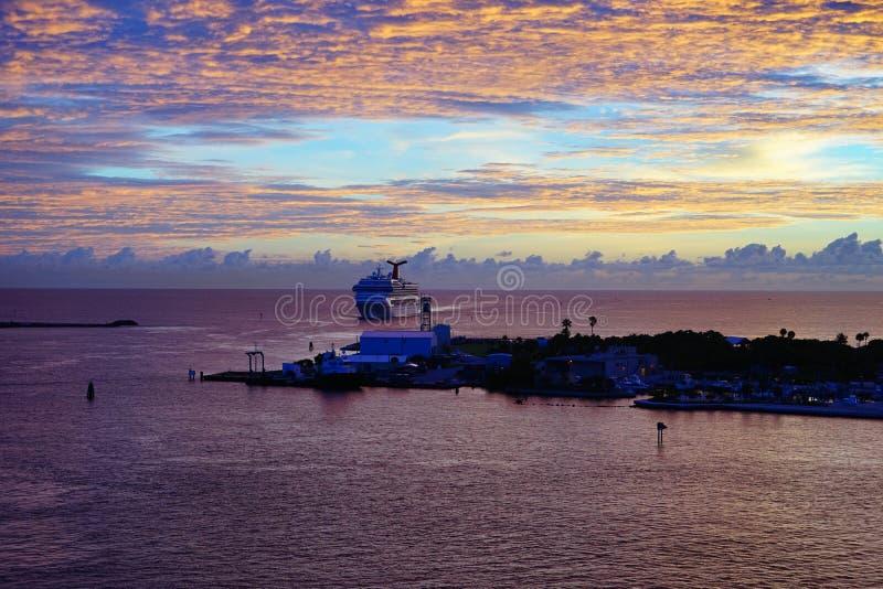 Porto do Fort Lauderdale fotografia de stock