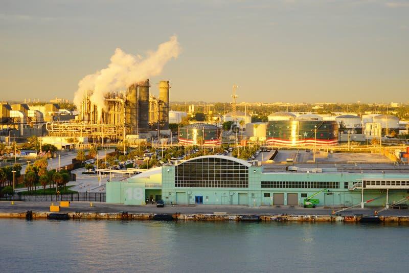 Porto do Fort Lauderdale fotos de stock royalty free