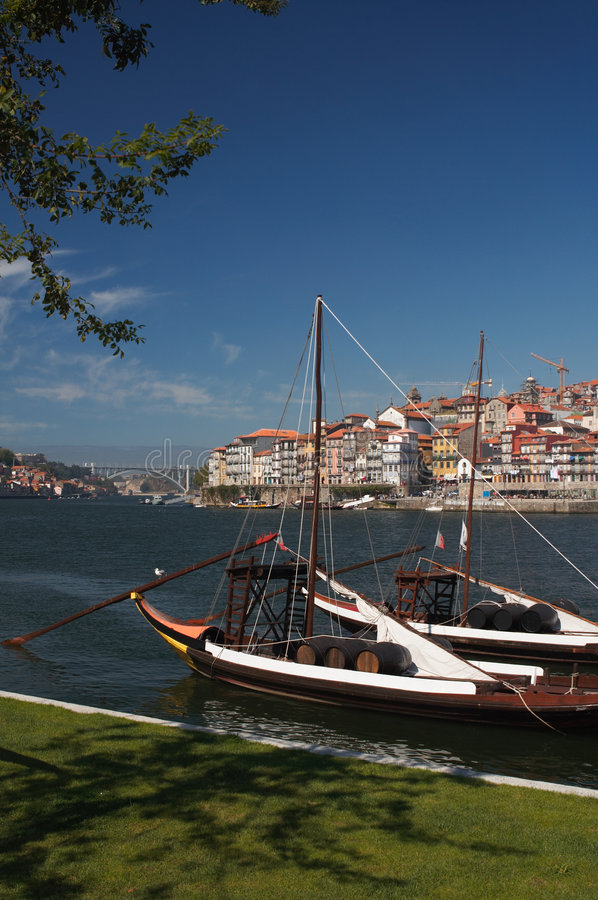 Porto, douro u. Portwein lizenzfreie stockfotos