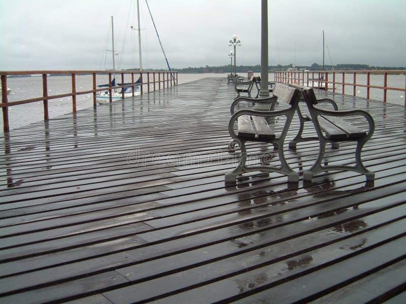 Download Porto em Colonia, Uruguai. imagem de stock. Imagem de contraste - 540517