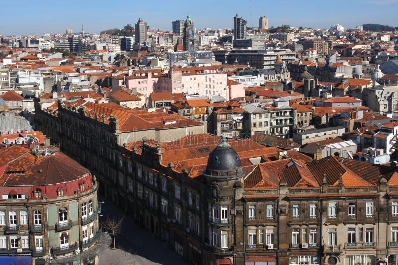 Porto em Portugal imagens de stock