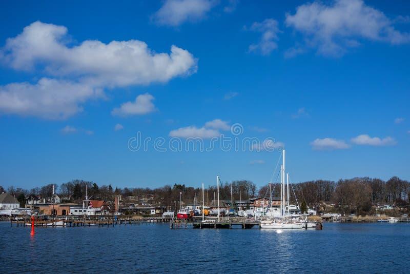 Download Rostock foto de stock. Imagem de navios, água, porta - 29834542