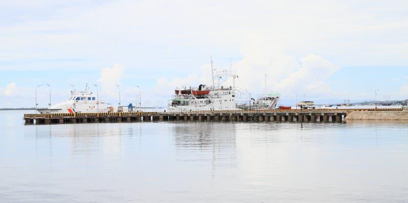 Download Porto em Sorong fotografia editorial. Imagem de porta - 65575327