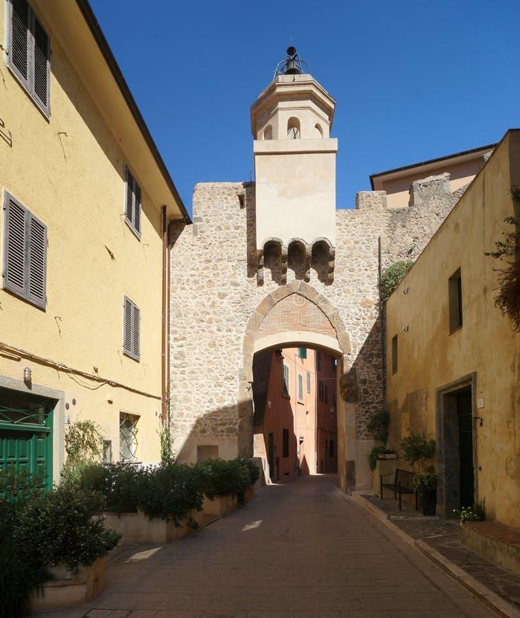 Porto Ercole royalty free stock photography