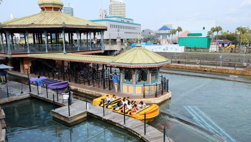 Porto Europe, Wakayama, Japan. Theme ark at Porto Europe, Wakayama, Japan stock image