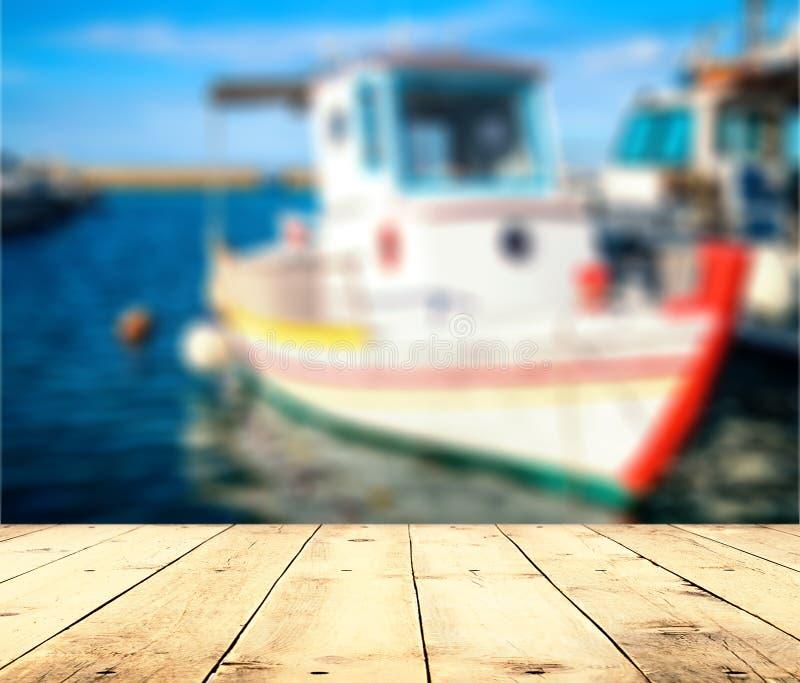 Porto in Grecia, Creta immagini stock libere da diritti