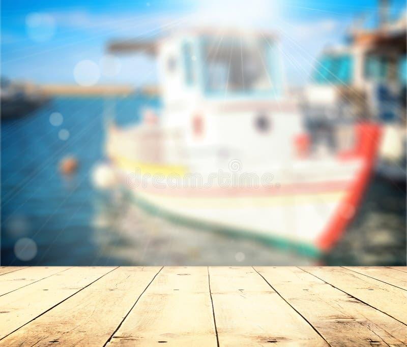 Porto in Grecia, Creta immagine stock libera da diritti