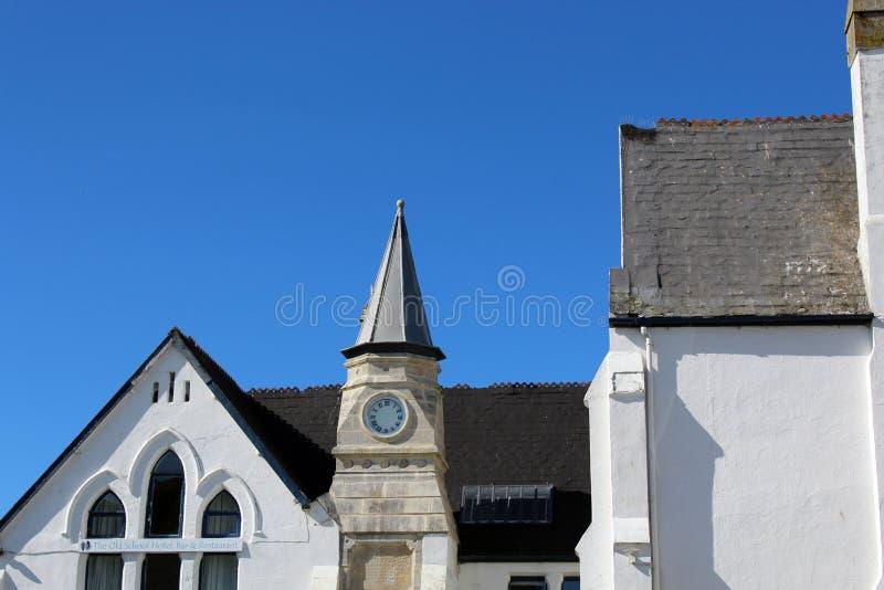 Porto Isaac Cornwall England fotografia de stock royalty free