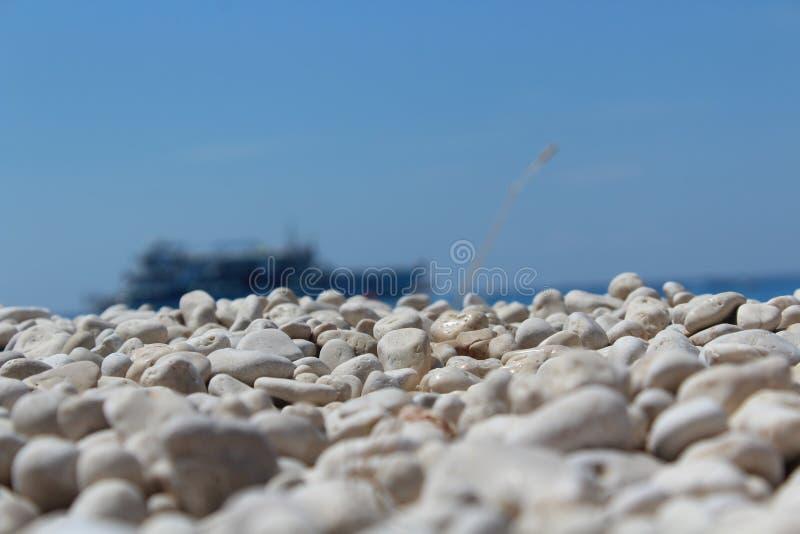 Porto Katsiki strand royalty-vrije stock afbeelding