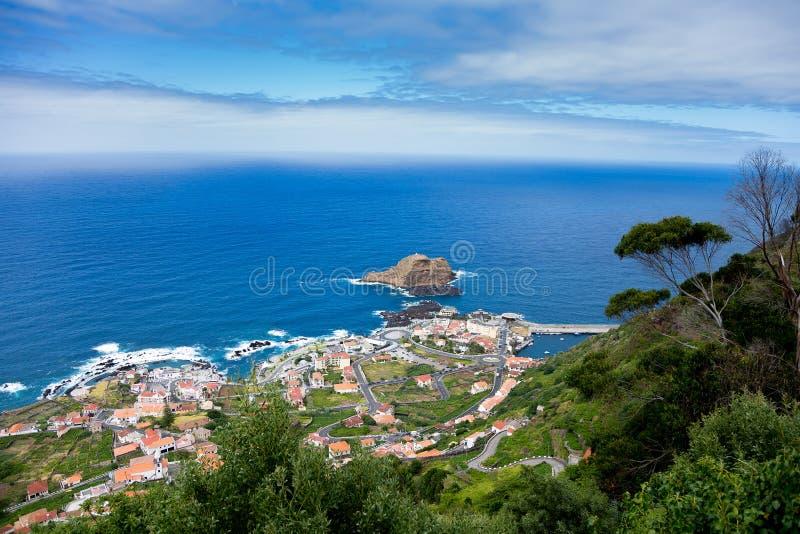 Porto Moniz, madera zdjęcia royalty free