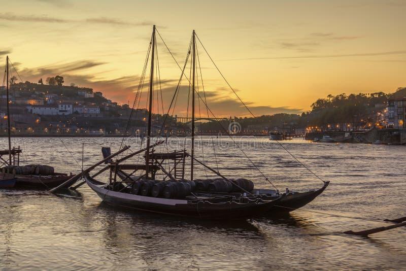 Porto Oporto in Portugal stock images