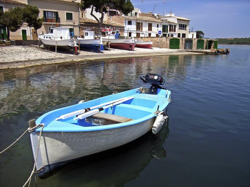 Download Porto Petro dock stock image. Image of seashore, shore - 4317545