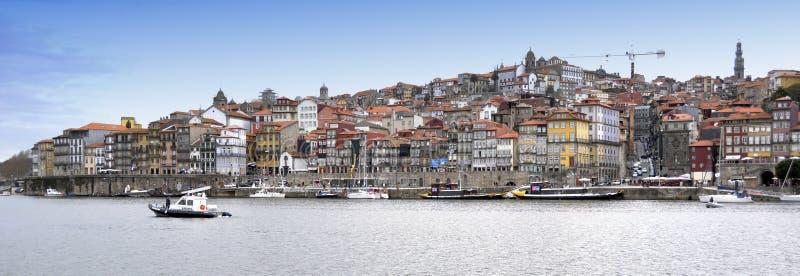 porto portugal royaltyfria foton