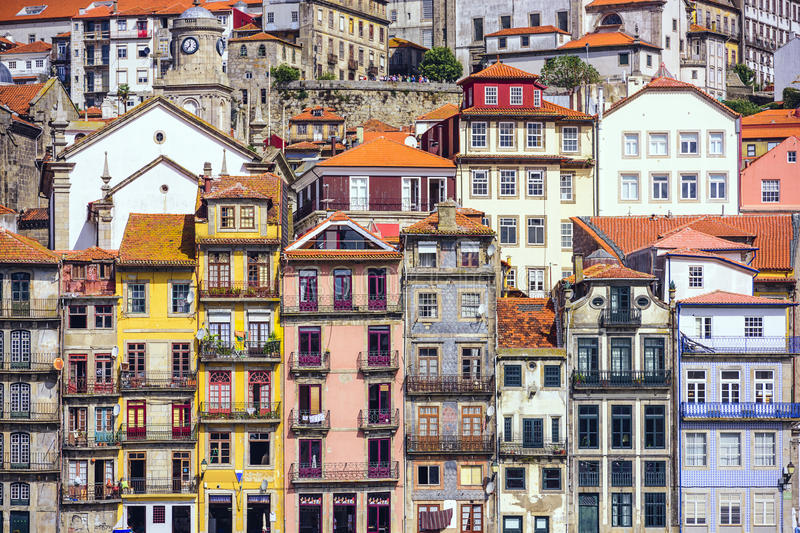 Porto, Portugal stockfotos