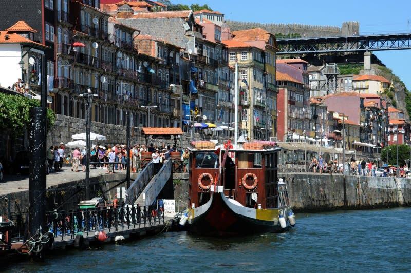 Porto Portugal stockbilder
