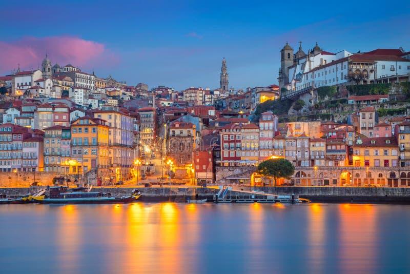 Porto, Portugal. royalty free stock photos