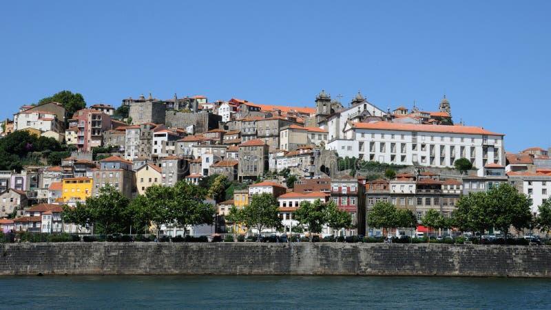 Porto, Portugal - 10 de julho de 2010: centro da cidade foto de stock