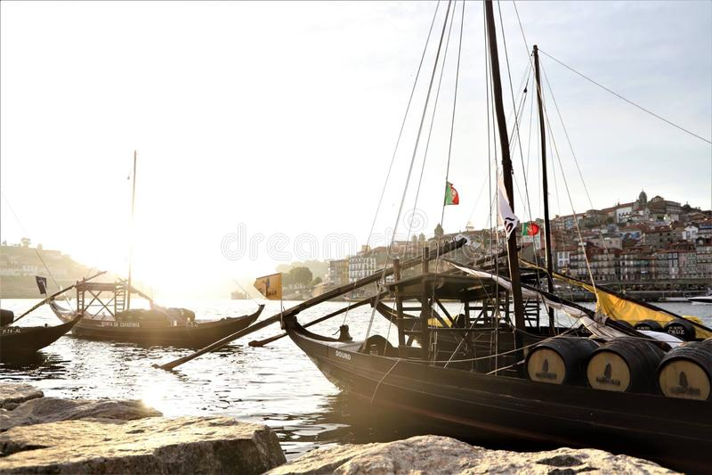 Porto Portugal image libre de droits