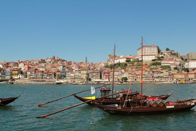 Porto Portugal N°1 royaltyfri bild