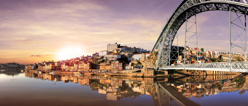 Download Porto in Portugal stock image. Image of nice, porto - 109099975