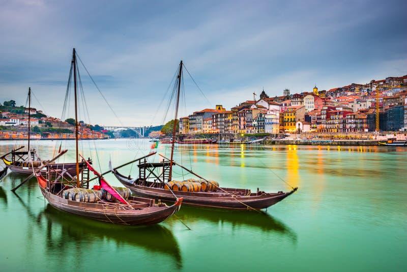 Porto Portugalia obrazy royalty free