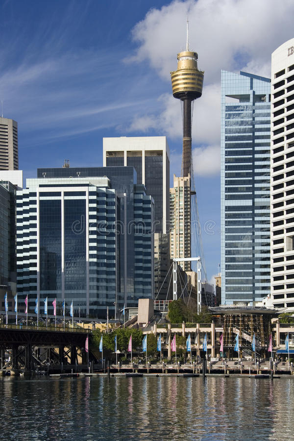 Porto querido - Sydney - Austrália fotos de stock royalty free