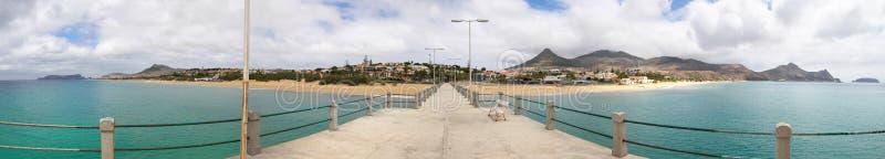 Porto Santo Island stockfotos