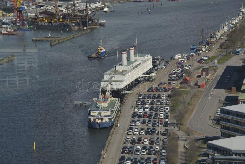 Porto Schweden di Götheburg immagini stock libere da diritti