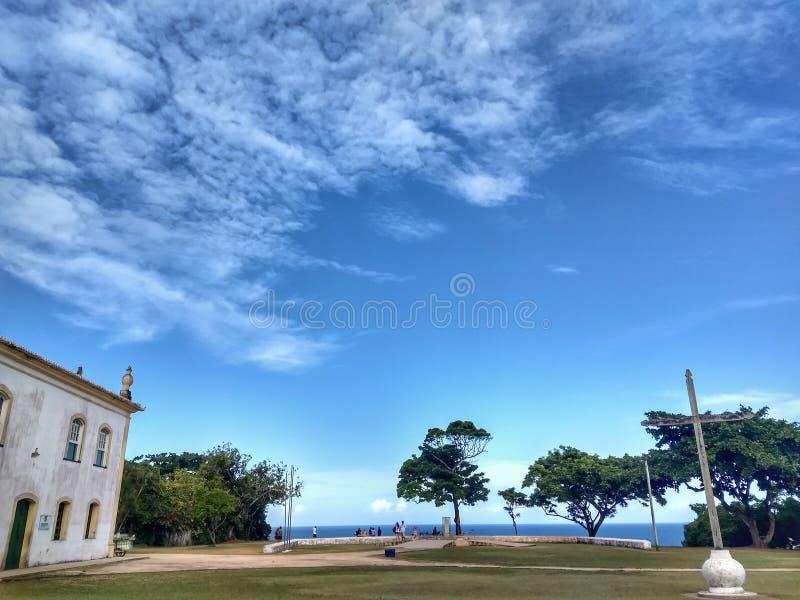 Porto Seguro, Bahia - Brasilien stockfoto