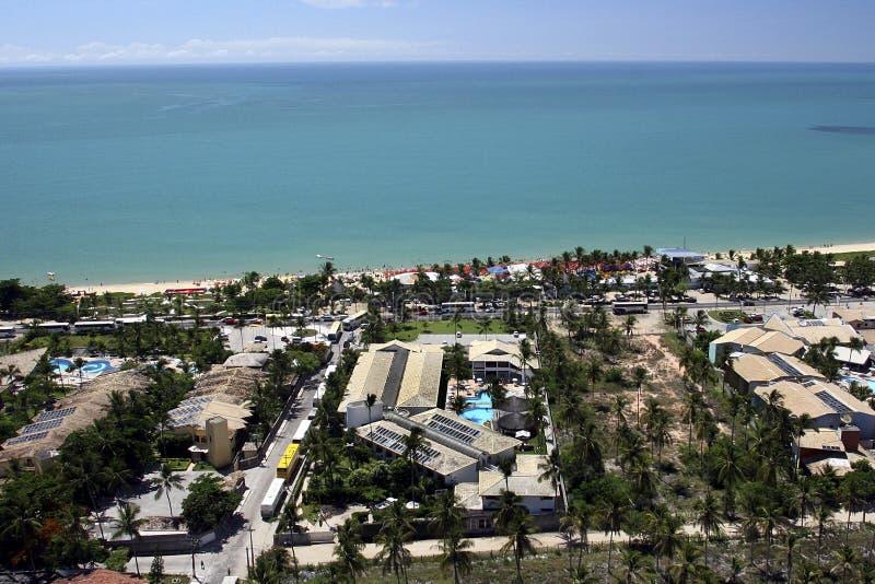 Porto-seguro, Bahia, Brasilien lizenzfreies stockbild