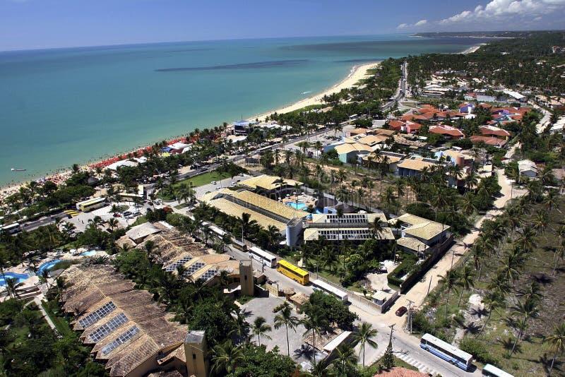 Porto-seguro, Bahia, Brasilien lizenzfreie stockfotografie