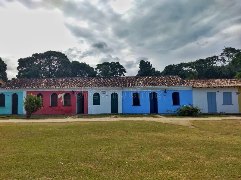 Porto Seguro - VAGABUNDOS ( Brazil) fotografia de stock