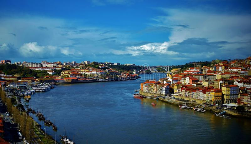 Porto in Spring stock photos