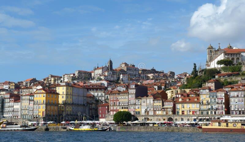 Porto stad 1 fotografering för bildbyråer